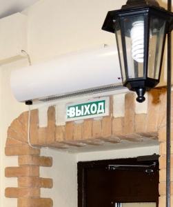 Тепловая завеса Тепломаш КЭВ-36П4022Е Оптима 400