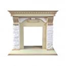 Портал Dimplex Dublin арочный сланец (крем) для электрокаминов в Саратове