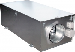 Приточная вентиляционная установка Salda Veka 3000-21,0 L3
