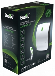 Проветриватель Ballu Air Master 2 BMAC-300/Warm/CO2