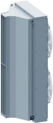 Водяная тепловая завеса Тепломаш КЭВ-170П7011W